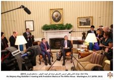 الملك-عبدالله-الثاني-يلتقي-الرئيس-الأمريكي-اوباما