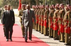 الملك-عبدالله-الثاني-يستقبل-رئيس-السنغال-عبدالله-واد