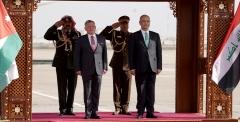الملك-عبدالله-الثاني-يزور-العراق-ويلتقي-الرئيس-برهم-صالح