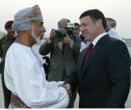 الملك-عبدالله-الثاني-يلتقي-سلطان-عمان-قابوس-بن-سعيد