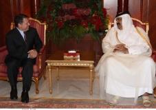 الملك-عبدالله-الثاني-يجري-مباحثات-مع-أمير-دولة-قطر-حمد-آل-ثاني