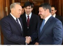 الملك-عبدالله-الثاني-يستقبل-رئيس-كازخستان-نزارباييف
