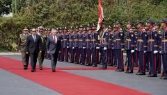 زيارة-الملك-عبدالله-الثاني-لمصر-واستقبال-السيسي-24-3-2019