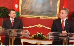 الملك-عبدالله-الثاني-يعقد-مؤتمر-صحفي-مع-رئيس-النمسا-هاينز-فيشر