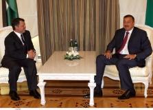 الملك-عبدالله-الثاني-يجري-مباحثات-مع-رئيس-أذربجان-إلهام-علييف