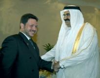 الملك-عبدالله-الثاني-يلتقي-أمير-دولة-قطر-حمد-آل-ثاني