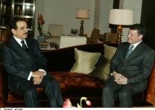 الملك-عبدالله-يجري-مباحثات-مع-ملك-البحرين-حمد-بن-عيسى-آل-خليفة