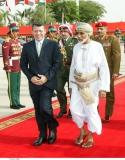 سلطان-عمان-قابوس-بن-سعيد-يستقبل-جلالة-الملك-عبدالله-الثاني