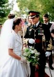 حفل-زفاف-سمو-الأمير-عبدالله-بن-الحسين-وسمو-الأميرة-رانيا-العبدالله10-6-1993