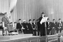 خطاب العرش السامي لجلالة الملك طلال بن عبدالله الثاني
