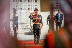جلالة-الملك-عبدالله-الثاني-يستعرض-حرس-الشرف-قبل-افتتاح-الدورة-العادية-لمجلس-الأمة