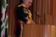 خطاب العرش السامي لصاحب الجلالة الملك الحسين بن طلال