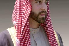 صاحب السمو الملكي الأمير غازي بن محمد