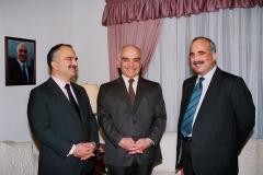 صاحب السمو الملكي الأمير محمد بن طلال المعظم