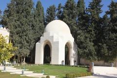 ضريح الملك الحسين بن طلال