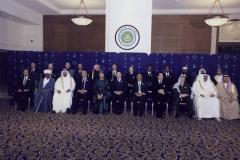 مؤتمرات القمة العربية والاسلامية والدولية